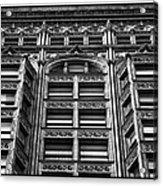Fisher Building - 10.11.09_028 Acrylic Print
