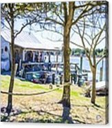 Fisherman's House 4 Acrylic Print