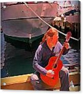 Fishermans Song Acrylic Print