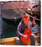 Fishermans Song Acrylic Print