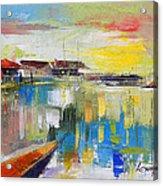 Fishers Haven Acrylic Print