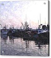 Fishing Fleet Ffwc Acrylic Print
