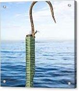 Fishing Gaff Acrylic Print