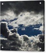 Fishing In The Sky Acrylic Print