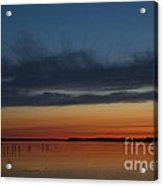 Fishing Weirs  Acrylic Print
