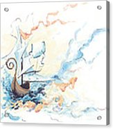 Fiship Acrylic Print