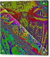 Fissure Acrylic Print