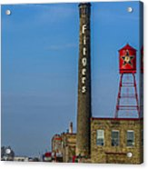 Fitgers Hotel And Brewery Acrylic Print