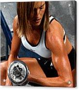 Fitness 28-2 Acrylic Print