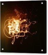 Five Directions Acrylic Print