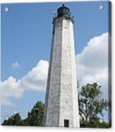 Five Mile Point Lighthouse Acrylic Print