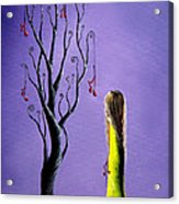 Five Wishes Left By Shawna Erback Acrylic Print