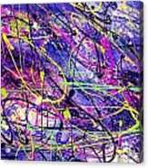 Fixation Acrylic Print