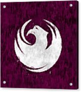 Flag Of Phoenix Acrylic Print