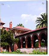 Flagler College Acrylic Print