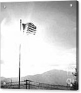 Flags Of Camp Zama 4 Acrylic Print