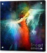 Flamencoscape 01 Acrylic Print