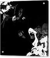 Flames Of Revenge Acrylic Print