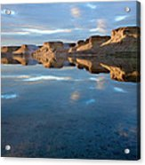 Flaming Gorge Acrylic Print