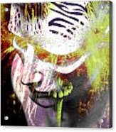 Flashy Frank  Acrylic Print