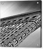 Flatiron Building Nyc Acrylic Print by John Farnan