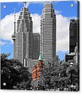 Flatiron Building Toronto 2c Acrylic Print