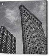 Flatiron New York City Acrylic Print
