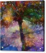 Flavours Of Autumn Acrylic Print