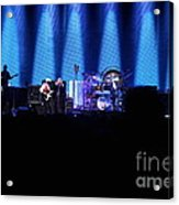 Fleetwood Mac Reunited Band Acrylic Print