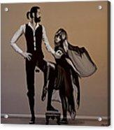 Fleetwood Mac Rumours Acrylic Print by Paul Meijering