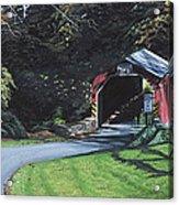 Fleisher's Bridge Acrylic Print