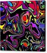Flerb Acrylic Print