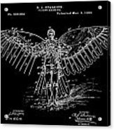 Flight Suit Acrylic Print