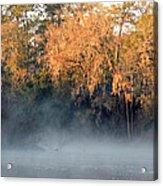 Flint River 14 Acrylic Print
