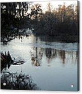 Flint River 20 Acrylic Print