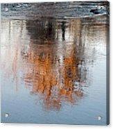 Flint River 22 Acrylic Print