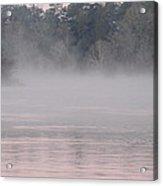 Flint River 3 Acrylic Print