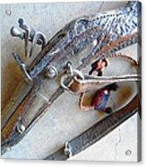 Flintlock Musket Acrylic Print