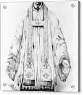 F�lix Varela Y Morales (1788-1853) Acrylic Print