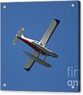 Float Plane  Acrylic Print