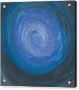 Floating Blues Acrylic Print