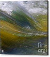 Floating River 2 Acrylic Print