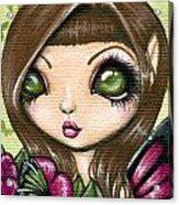 Floewer Fairy Fleur Acrylic Print