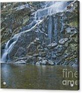 Flood Falls II Acrylic Print