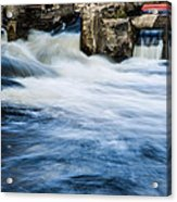 Flood Waters Acrylic Print