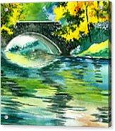Floods R Acrylic Print
