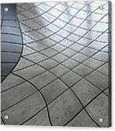 Floor Acrylic Print