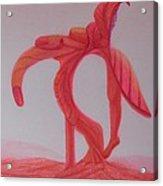 Flor Cara Soy Acrylic Print