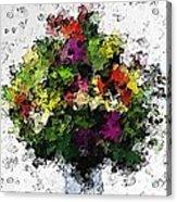 Floral A3 Acrylic Print