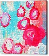 Floral IIi Acrylic Print by Patricia Awapara